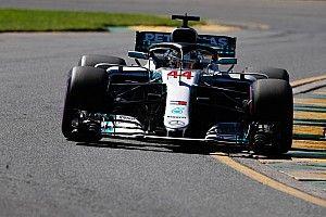 FP2:ハミルトン、連続トップタイム。フェルスタッペンが僅差で続く