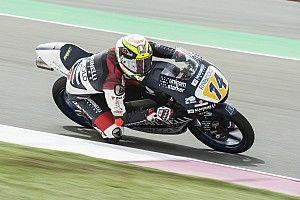 Moto3 Argentina: Arbolino pertama kalinya start terdepan