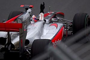Australië 2010: Eerste McLaren-zege Button na uitgekiende tactiek