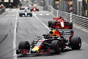 ريد بُل: فقد ريكاردو 25 بالمئة من طاقة محرّكه في سباق موناكو