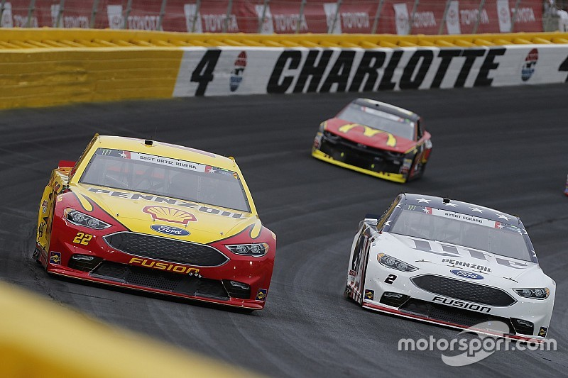 Team Penske provides an early preview to the Coca-Cola 600