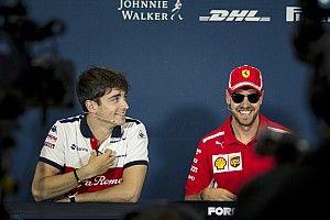 Jenson Button: Leclerc würde Vettel im Ferrari Druck machen