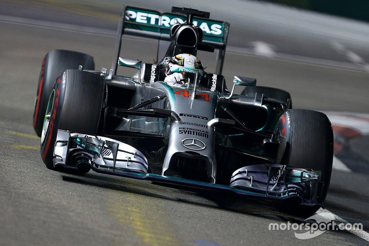 La Formule 1 qui a lancé la domination Mercedes