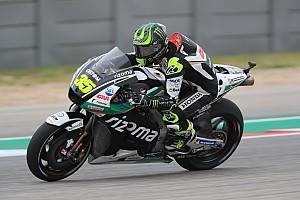 MotoGP 速報ニュース クラッチロー、ワークス勢と同じスイングアームを使えず不利に?