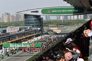 Chase Carey visiert zweiten China-Grand-Prix an