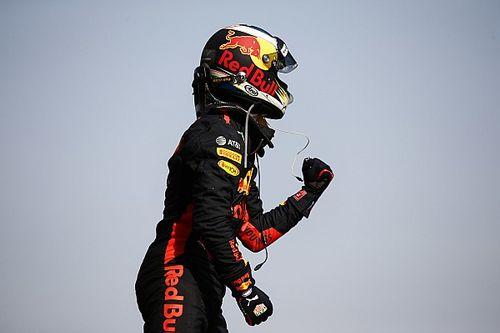 Winnaars en verliezers van de Grand Prix van China