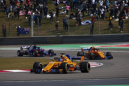 Наглядно: как замена моториста повлияла на McLaren и Toro Rosso