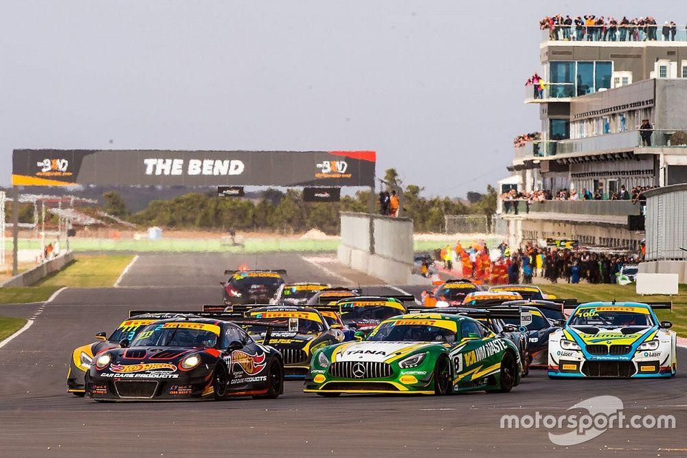 SRO to take over Australian GT