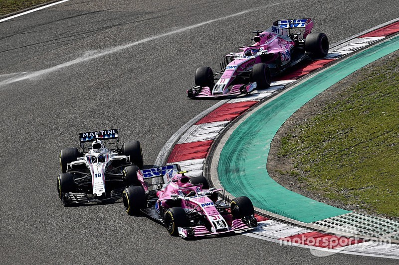 Perez dicht bij contractverlenging met Force India