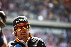 アロンソ「みんなトロロッソのことを訊くけど、他チームに興味はない」