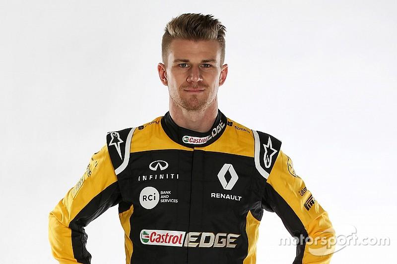 """Hülkenberg: Renault peut """"être la première équipe derrière le top 3"""""""
