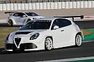 WTCR Tourenwagen-Legende Giovanardi fährt für Alfa Romeo im WTCR