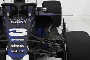 Red Bull, RB14 fotoğraflarıyla oynayarak sidepod kanadını saklamış