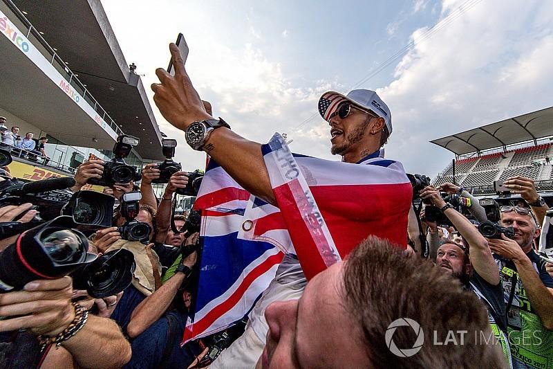 Hamilton will Ritterschlag: Würde auf Sir-Anrede bestehen