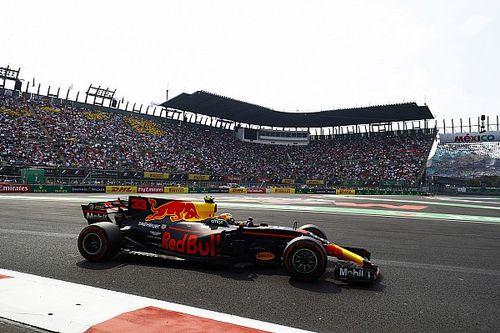 Red Bull considera que la altitud de México los benefició
