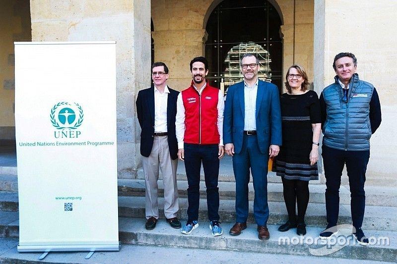 ONU indica Di Grassi como novo embaixador do meio ambiente
