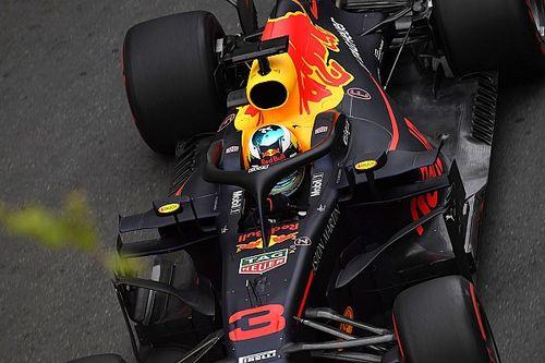 Ricciardo fue el más rápido del viernes en Bakú