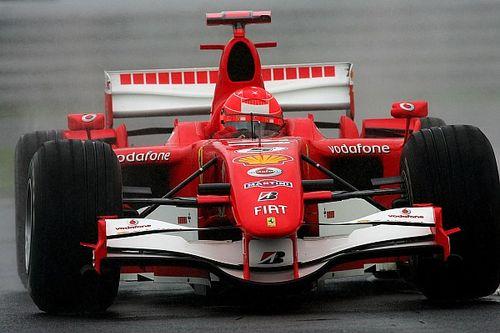 248 F1, la dernière Ferrari de Michael Schumacher
