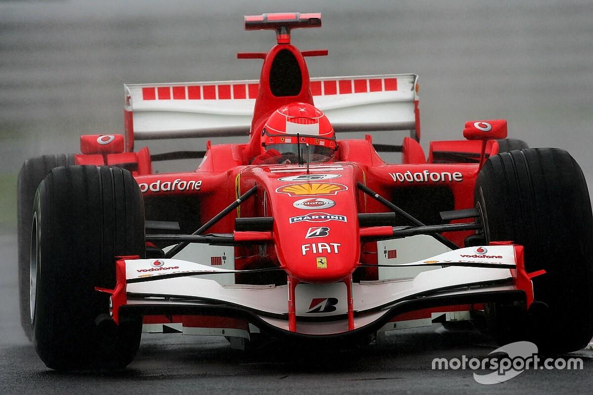 Ocon: İdolüm Schumacher ve onun kırmızı kaskı!