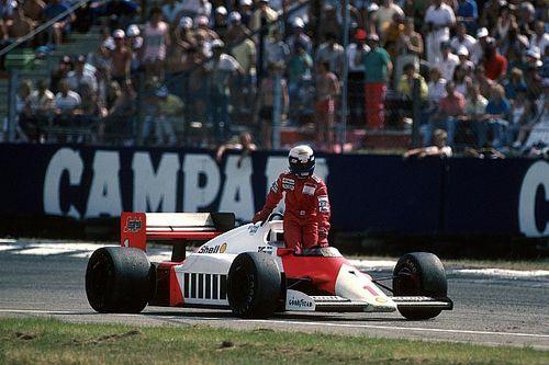 Prost 32 éve így tolta be a McLarent a Német Nagydíjon
