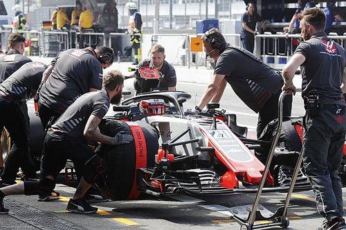 Онлайн. Гран При Германии: вторая тренировка