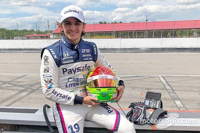 Pietro Fittipaldi de retour en IndyCar ce week-end