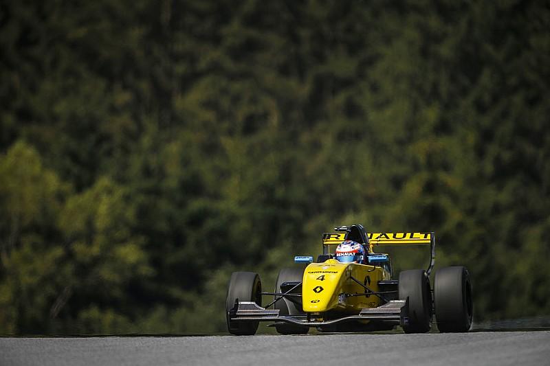 Victor Martins si prende la pole per Gara 1 al Red Bull Ring