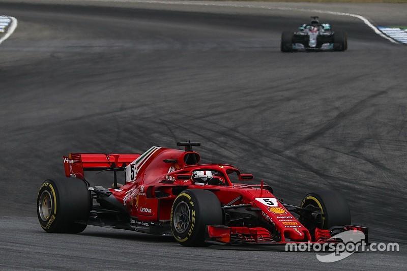 """Wolff : """"Plutôt prendre feu"""" que de ne pas rattraper le moteur Ferrari"""