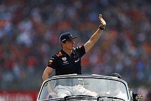 Liuzzi: Atitude de Verstappen em serviço comunitário foi impressionante
