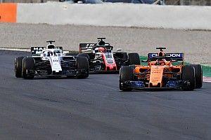 Rengeteg kép a 7. F1-es tesztnapról, Barcelonából