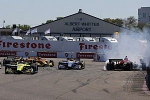 IndyCar 2019 Firestone GP of St. Petersburg weekend schedule