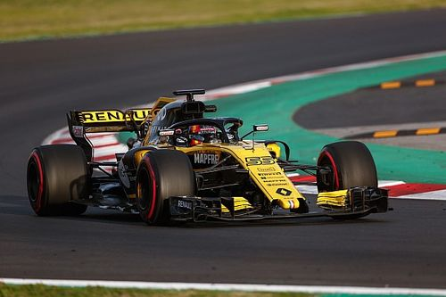 Renault объявила состав пилотов на тесты в Барселоне