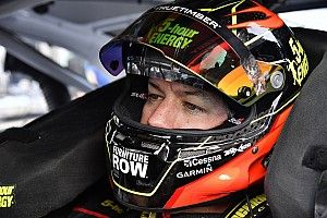 """Truex fights back for second in the 600: """"It was just a battle"""""""