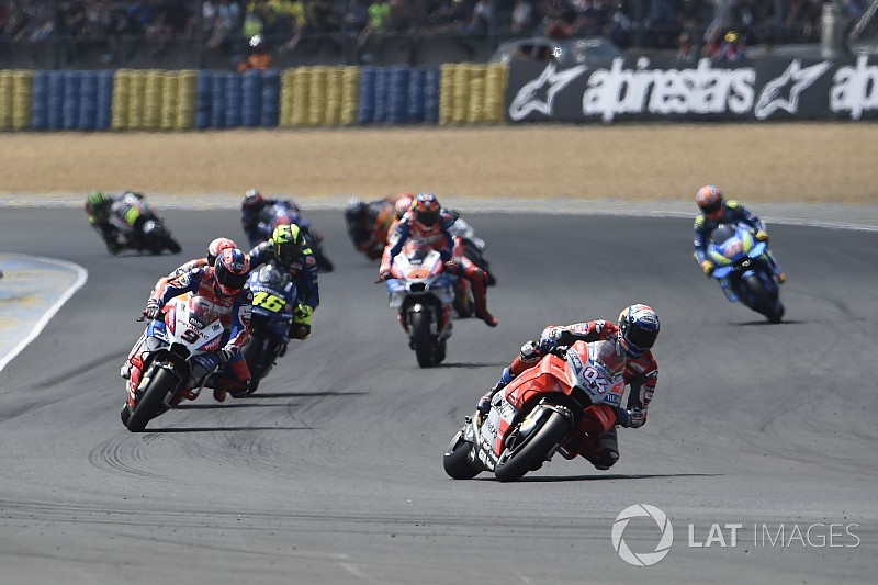 """Dovizioso """"must believe"""" he can close 49-point deficit"""