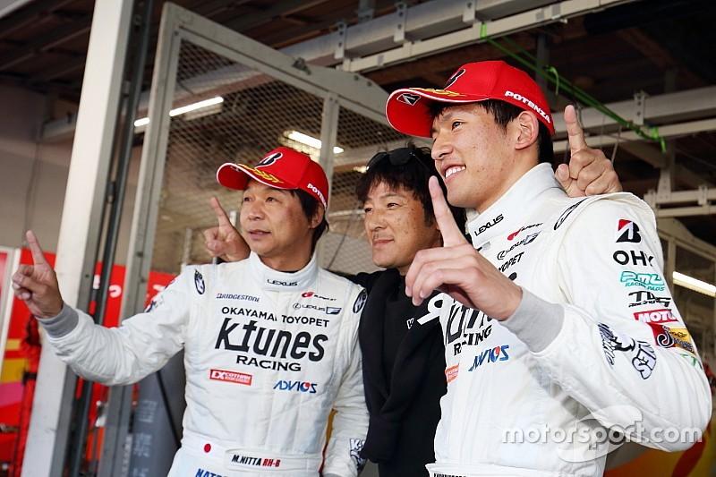 中山雄一、圧巻レコード。K-tunes RC F GT3に初ポールをもたらす