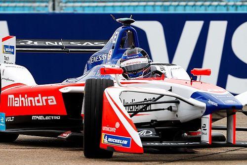 Berlin ePrix 1. antrenman: Heidfeld lider