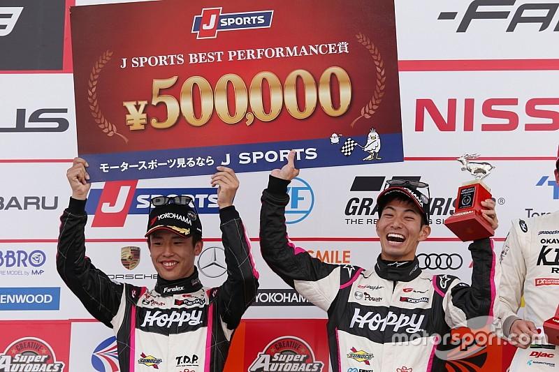 坪井翔、GT300は今季0勝も来季に向け「勉強になった1年だった」