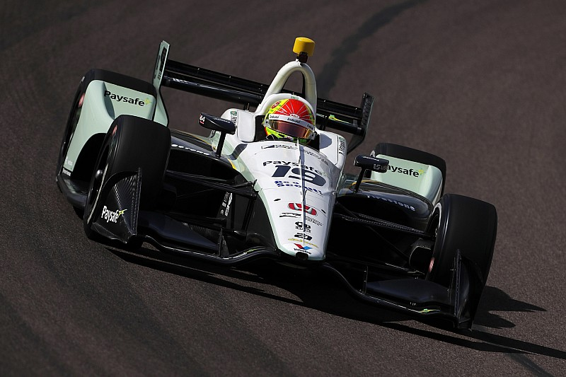 Pietro Fittipaldi faz teste e se aproxima de retorno à Indy