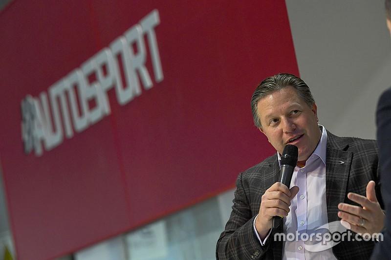 "Bos McLaren kritisi ""taktik negosiasi"" Ferrari di F1"