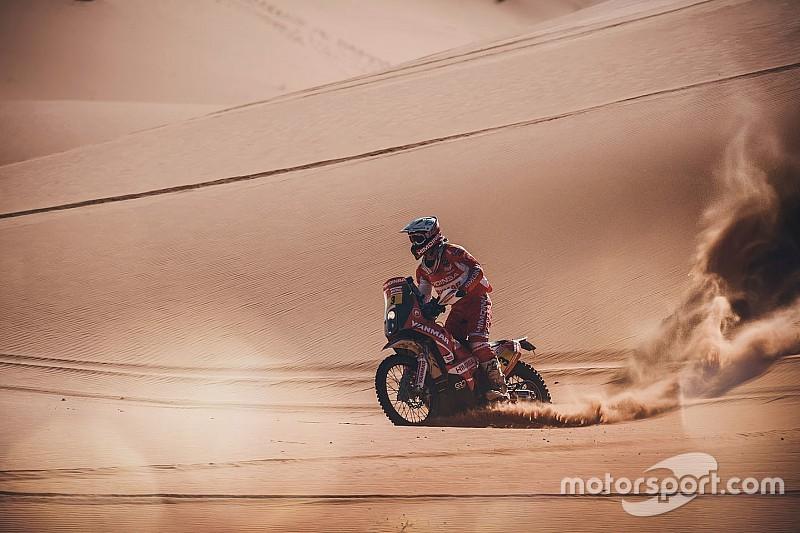'1.000 dunas', el nuevo sueño de Miguel Puertas