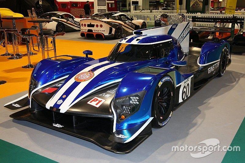 Ginetta revela modelo da LMP1 e sonha em vencer em Le Mans