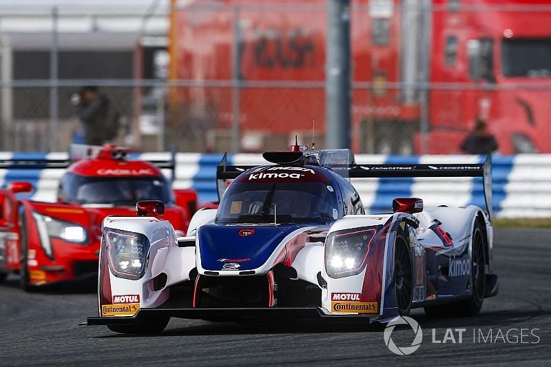 Los pilotos de F1 a más de 1.6 segundos de desventaja en Daytona