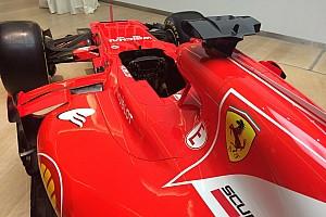 Ferrari akan tampilkan warna abu-abu seperti Ducati?
