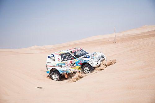 """Un Dakar """"trop dur"""" pour les amateurs selon Sainz"""