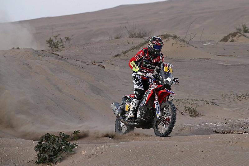 Dakar 2018, 7. Etap: Berreda kazandı, Van Beveren liderliği geri aldı