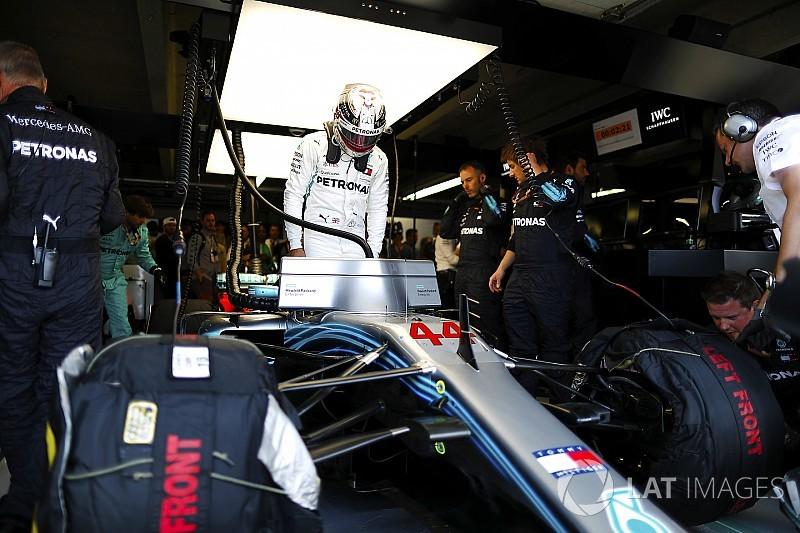 """Hamilton ve a la F1 """"en la Edad de Piedra"""" en comparación con otros deportes"""