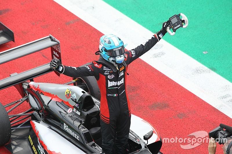 Leonardo Lorandi si ripete in Gara 3 a Monza