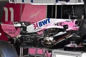 Formel-1-Technik: Detailfotos beim GP Kanada in Montreal
