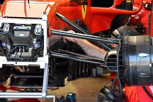 GP van Canada: De laatste tech updates, rechtstreeks uit de paddock