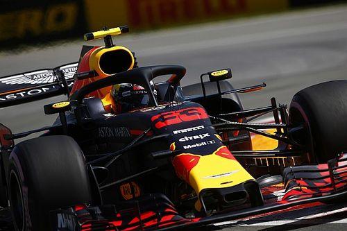 Red Bull é conservadora na escolha de pneus para França